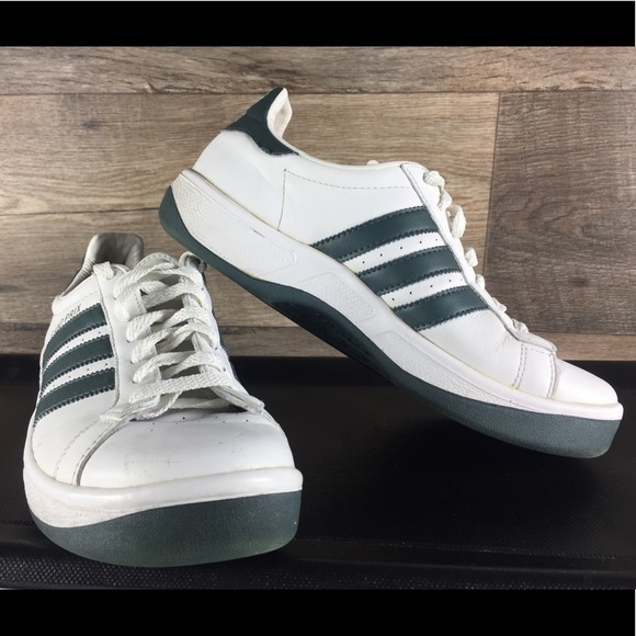 Adidas Grand Prix Low Top Sneakers Size 7